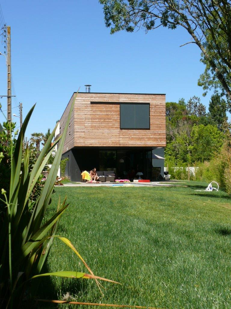 maison la rochelle 4 agence lionel coutier architecte la rochelle. Black Bedroom Furniture Sets. Home Design Ideas