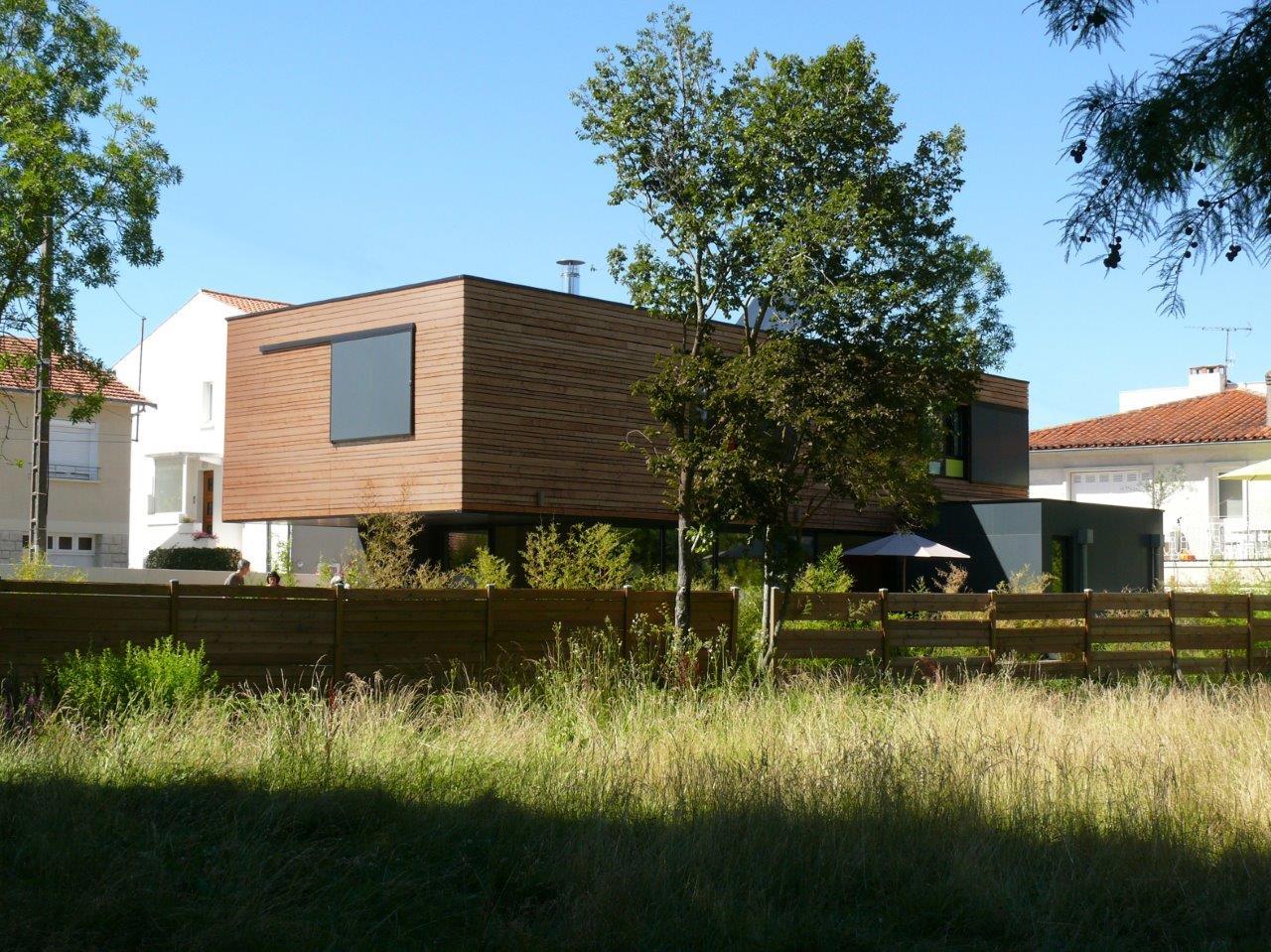 maison la rochelle 4 agence lionel coutier architecte la. Black Bedroom Furniture Sets. Home Design Ideas