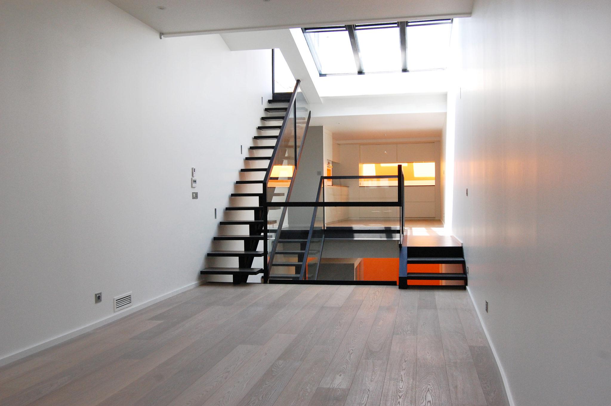 maison la rochelle agence lionel coutier architecte la. Black Bedroom Furniture Sets. Home Design Ideas