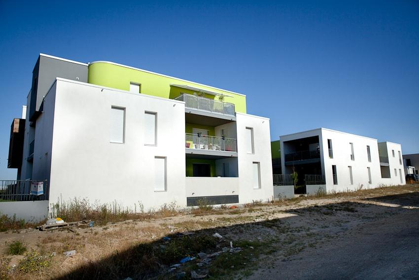 immeuble p rigny agence lionel coutier architecte la. Black Bedroom Furniture Sets. Home Design Ideas