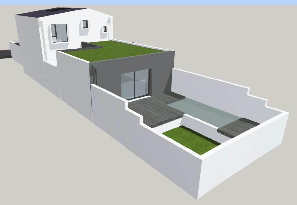 maison la rochelle 18 agence lionel coutier architecte la rochelle. Black Bedroom Furniture Sets. Home Design Ideas