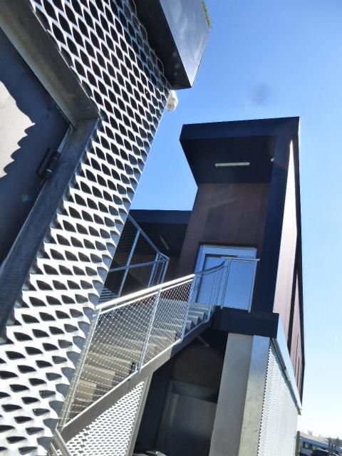Stade boue cognac agence lionel coutier arhitecte la for Architecte cognac