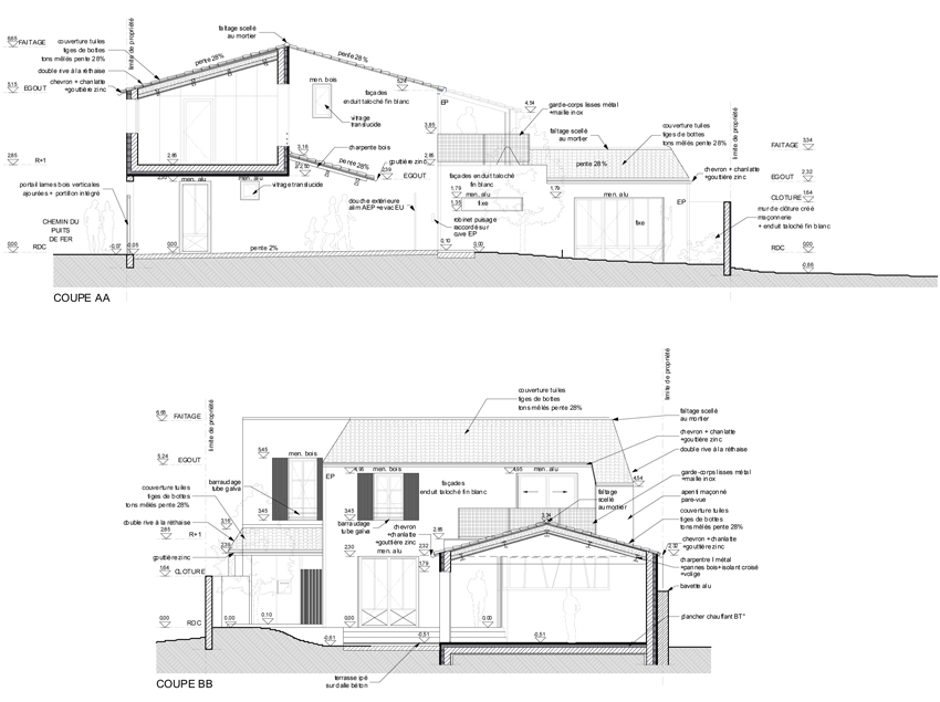 la flotte agence r team design le de r architecte. Black Bedroom Furniture Sets. Home Design Ideas