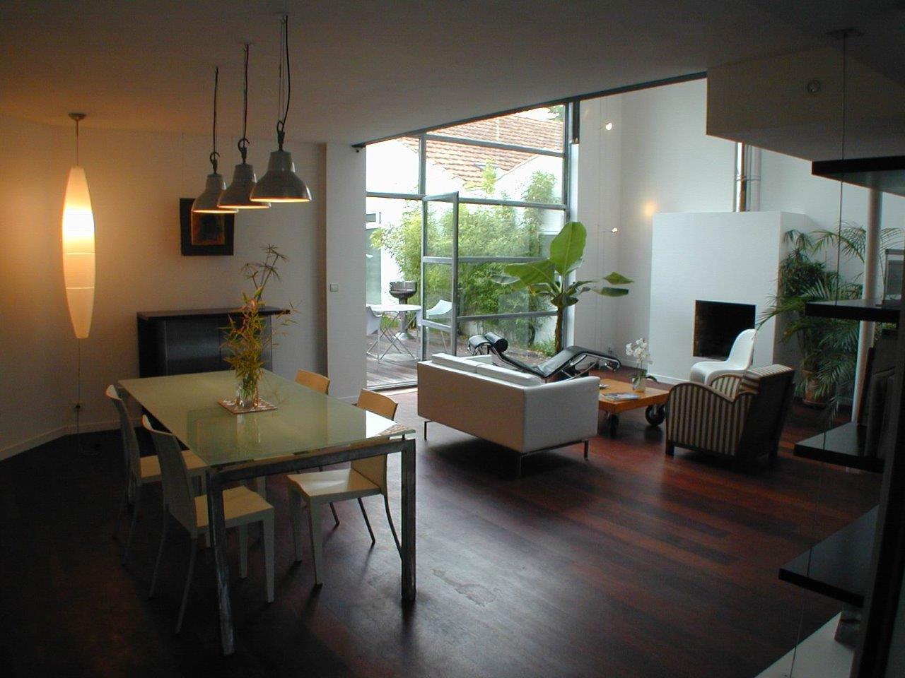 loft la rochelle agence lionel coutier architecte la. Black Bedroom Furniture Sets. Home Design Ideas