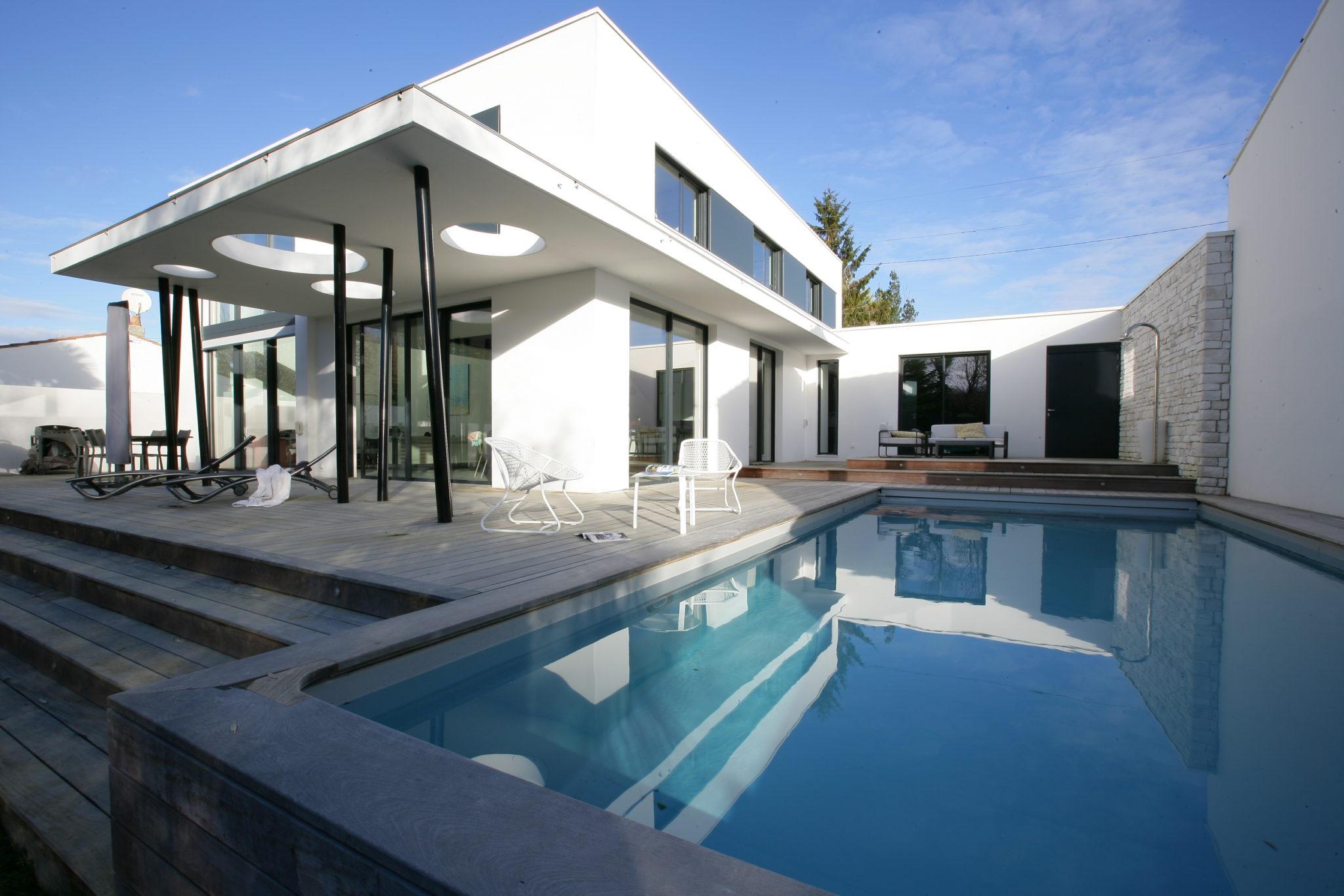 maison la rochelle 20 agence d 39 architecte. Black Bedroom Furniture Sets. Home Design Ideas