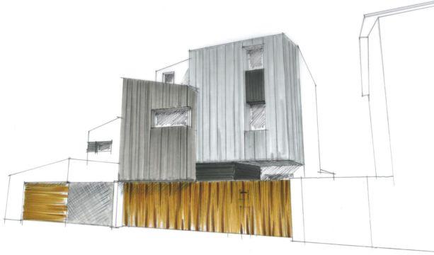 Maison La Rochelle 19 - Agence Lionel Coutier architecte La Rochelle